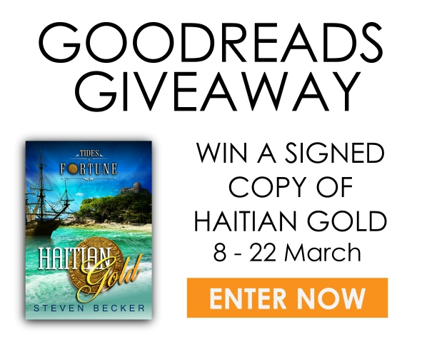 Goodreads Gold Giveaway1